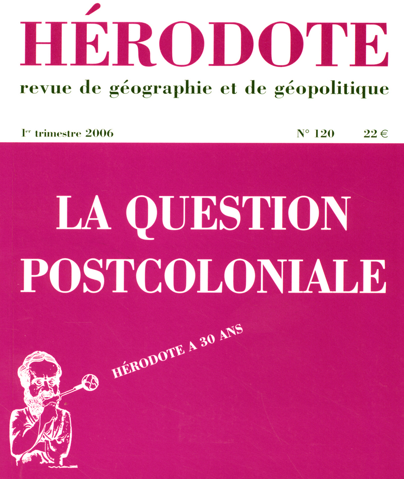 La question postcoloniale