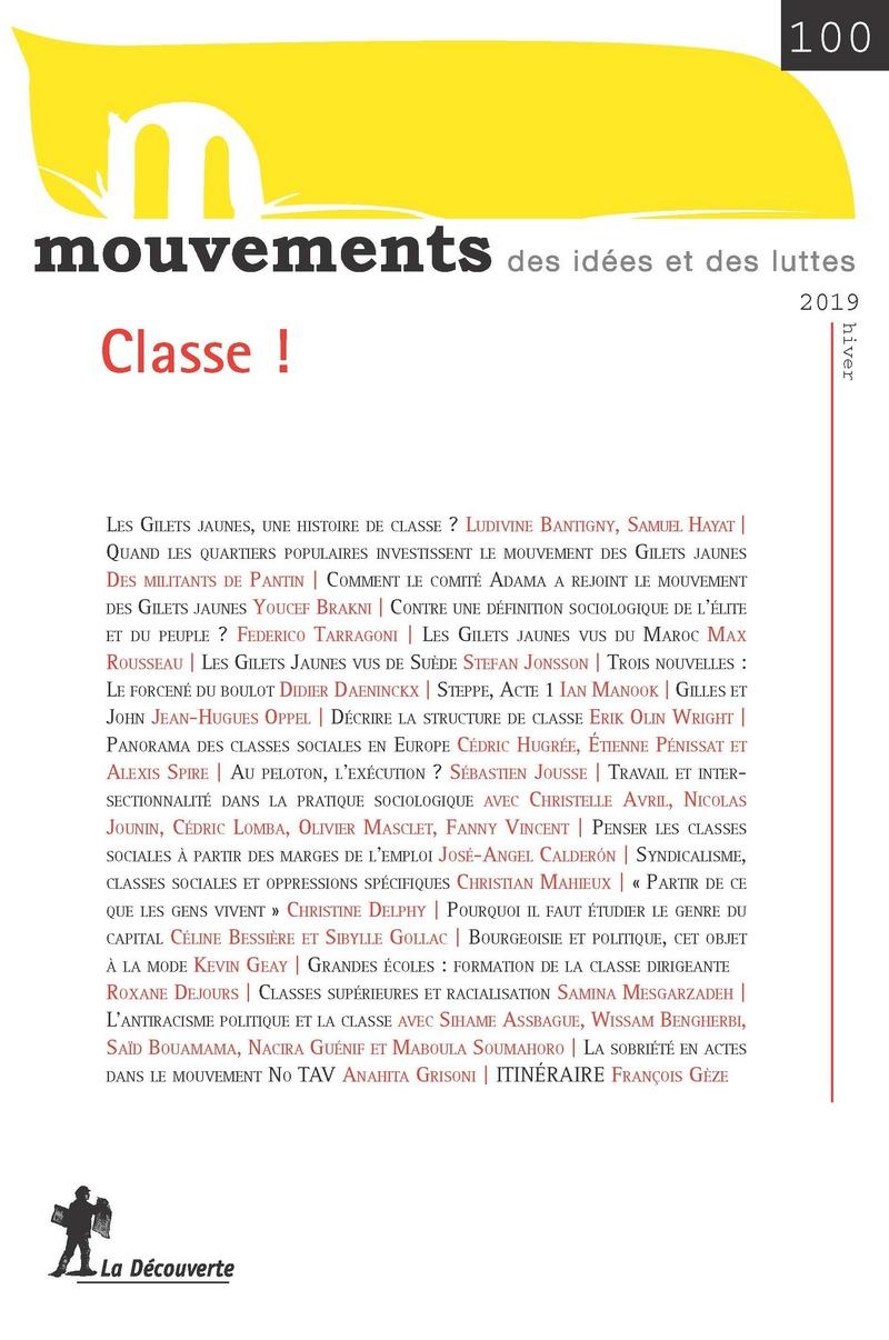 Classe ! -  REVUE MOUVEMENTS
