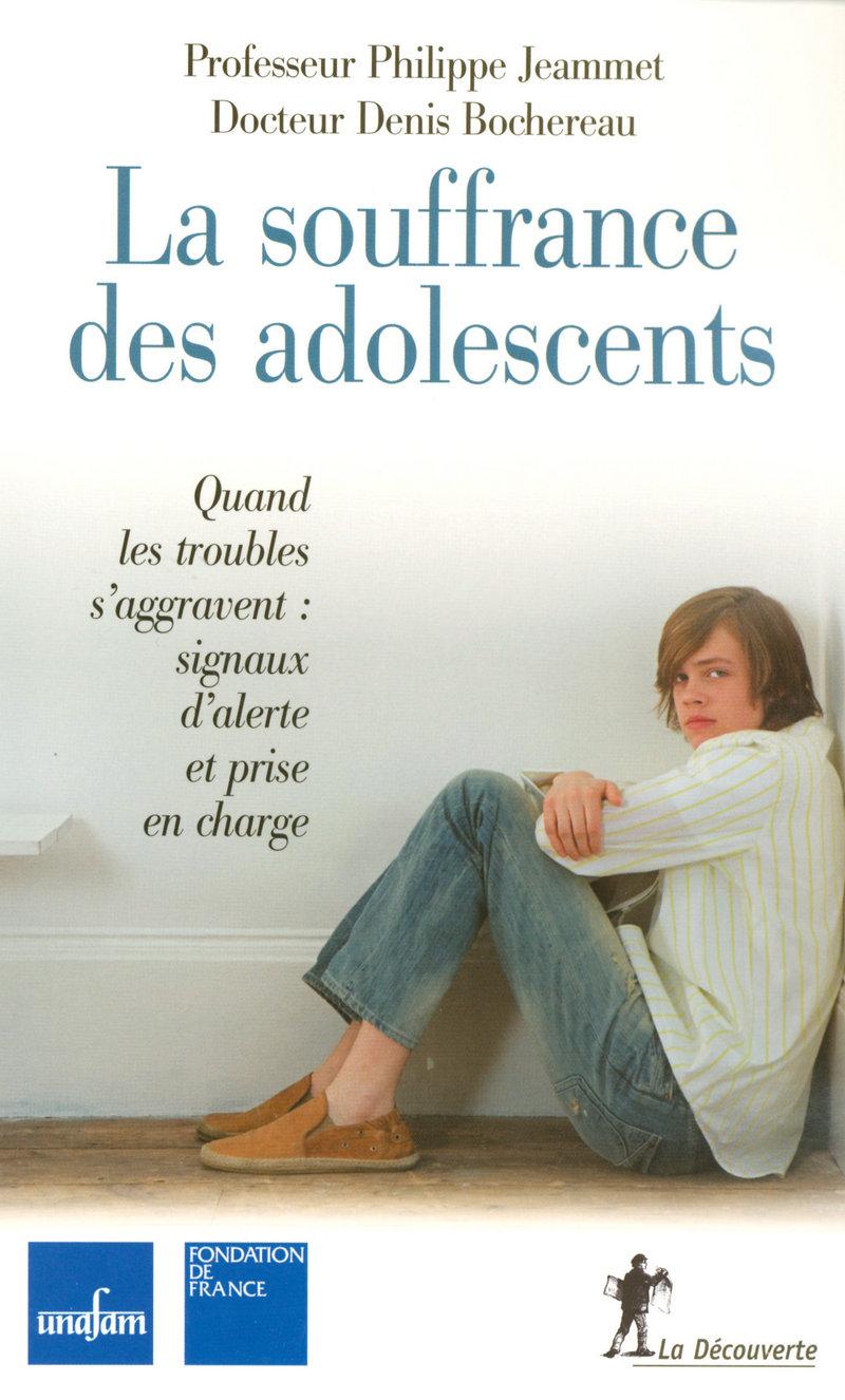 La Souffrance Des Adolescents Denis Bochereau Philippe