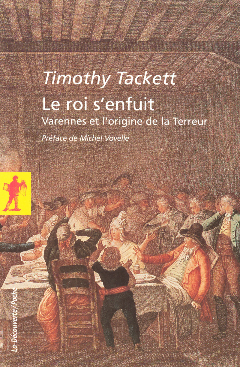Le roi s'enfuit - Timothy TACKETT