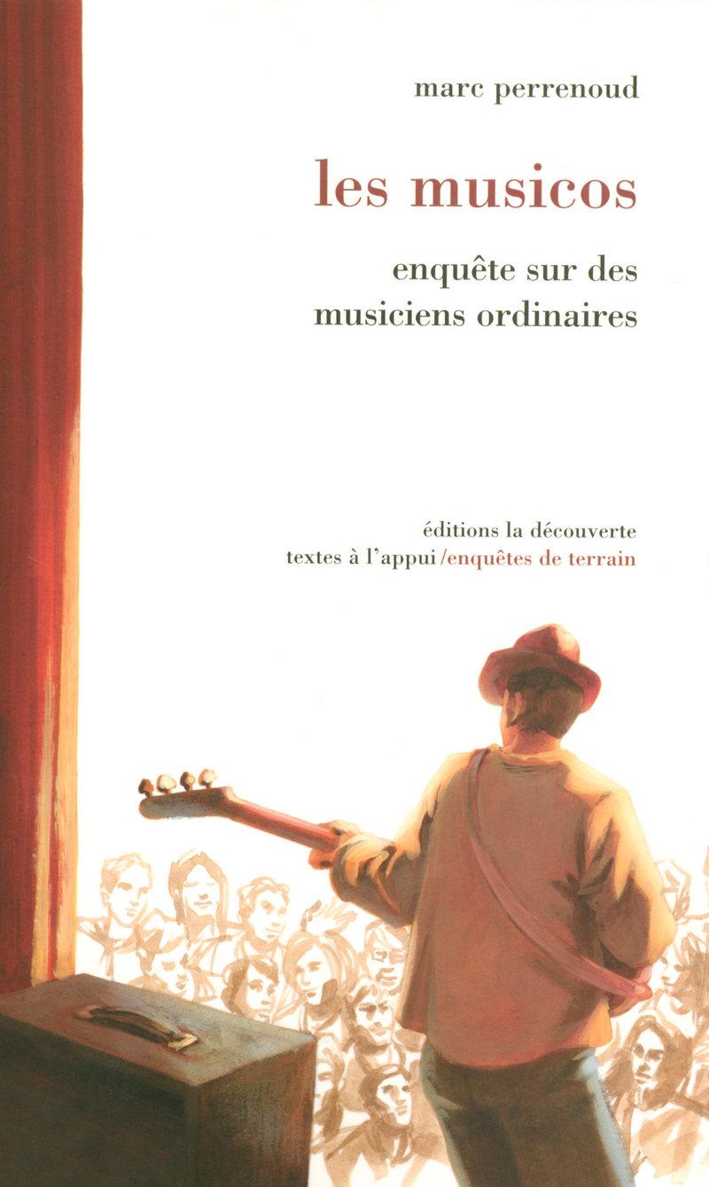 Les musicos - Marc PERRENOUD