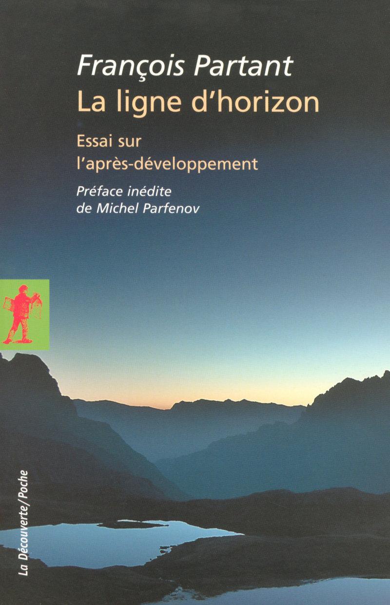 La ligne d'horizon - François PARTANT