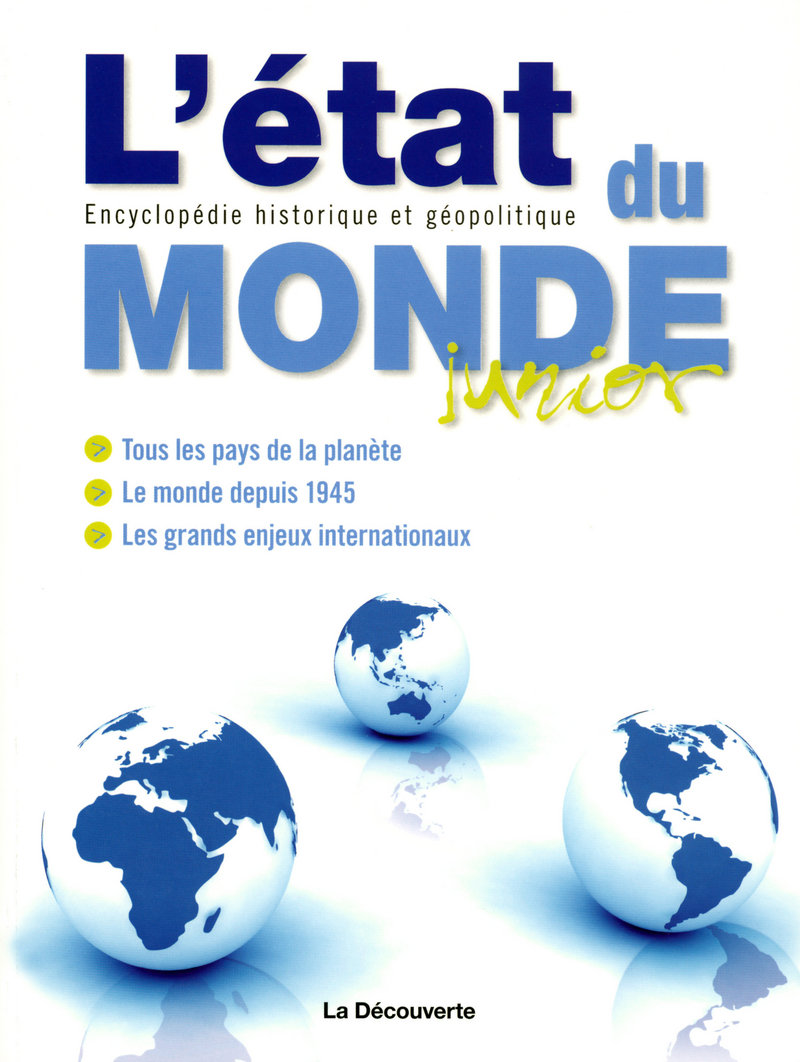 L\'état du monde junior