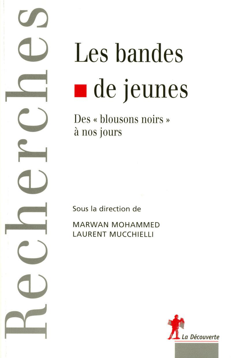 Les bandes de jeunes - Marwan MOHAMMED, Laurent MUCCHIELLI