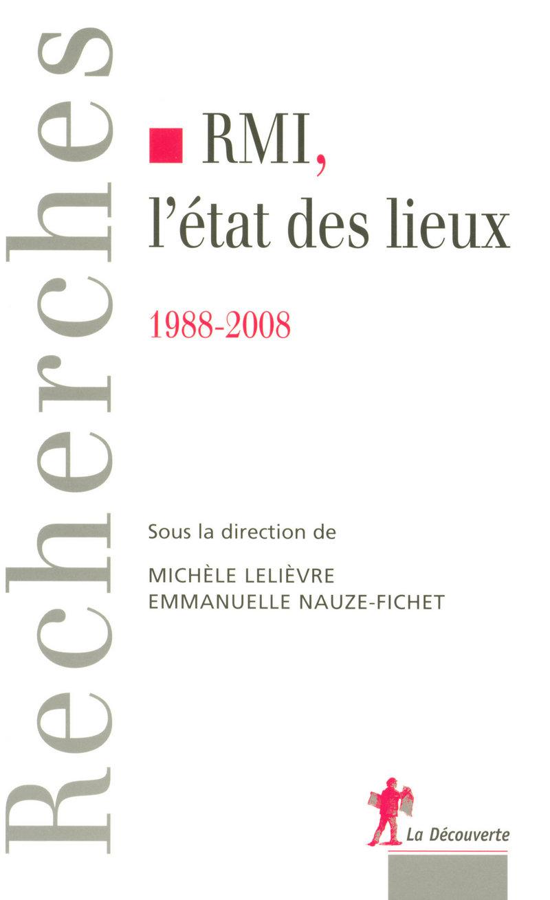 RMI, l'état des lieux - Michèle LELIÈVRE, Emmanuelle NAUZE-FICHET