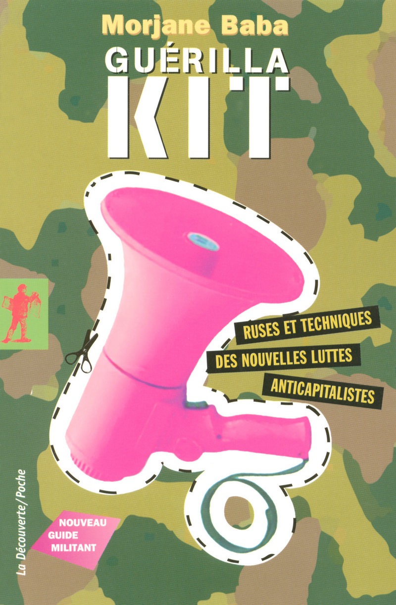 Guérilla kit - Morjane BABA