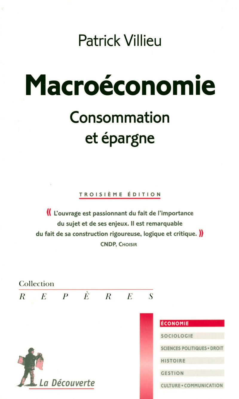 Macroéconomie - Patrick VILLIEU
