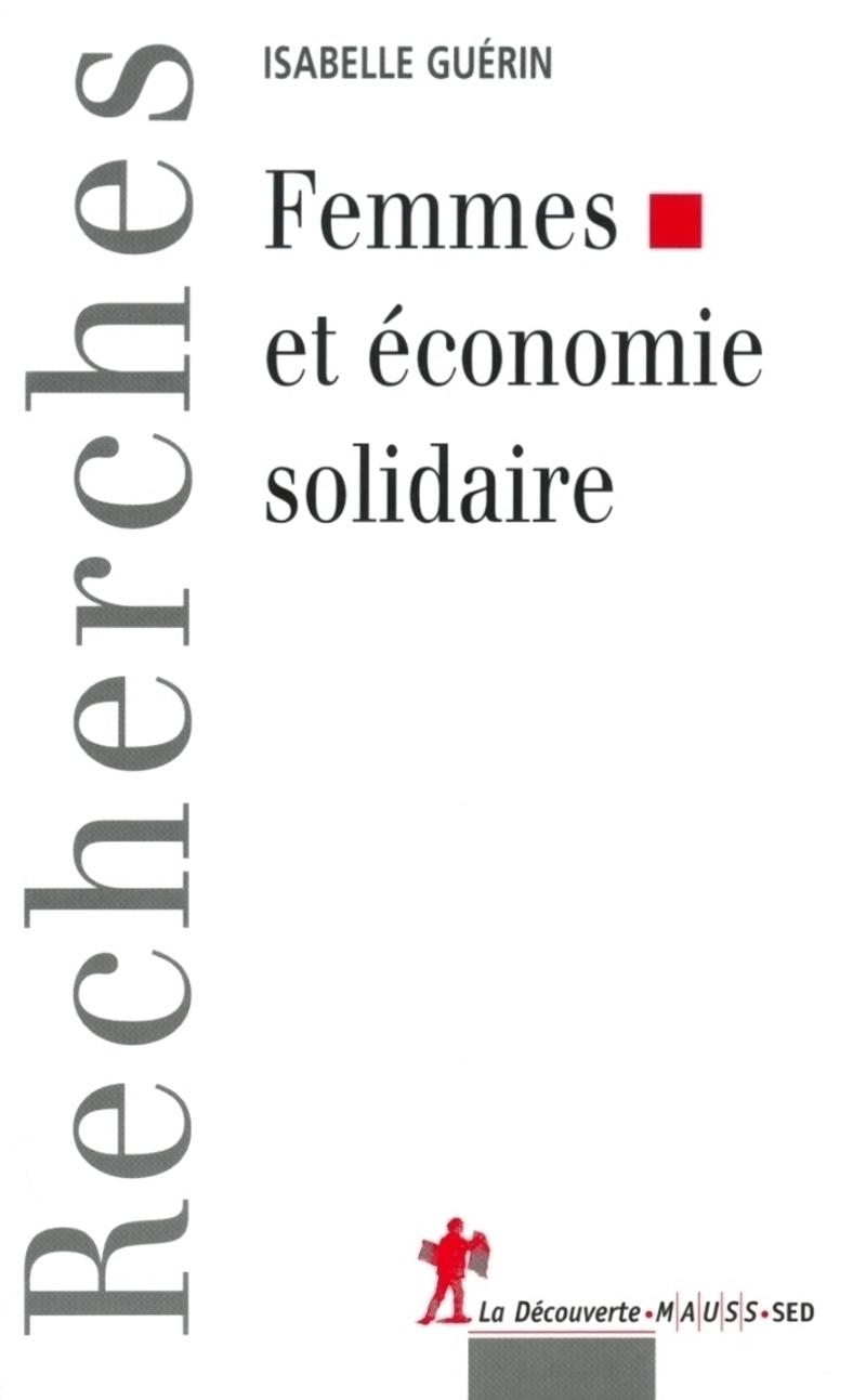 Femmes et économie solidaire - Isabelle GUÉRIN