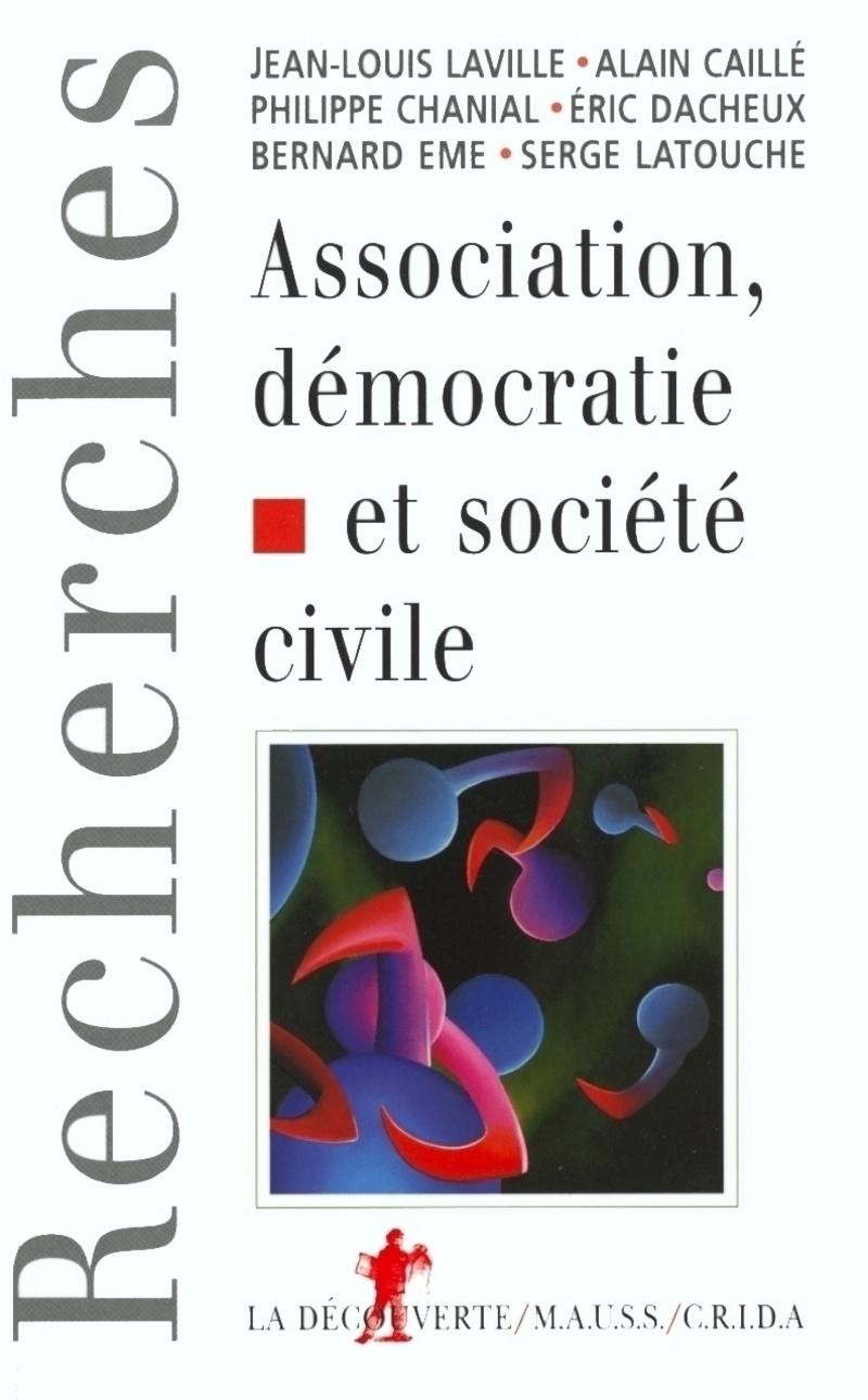 Association, démocratie et société civile