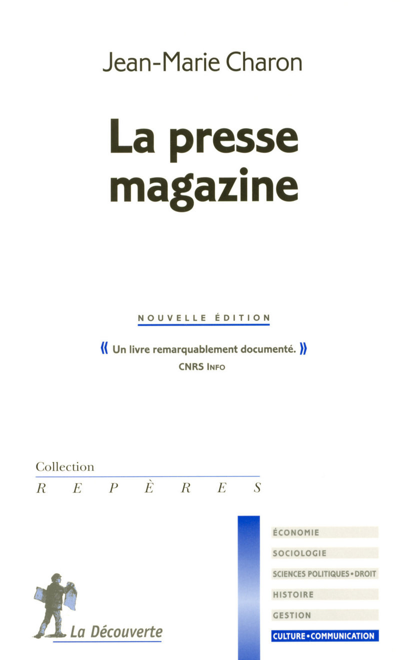La presse magazine - Jean-Marie CHARON