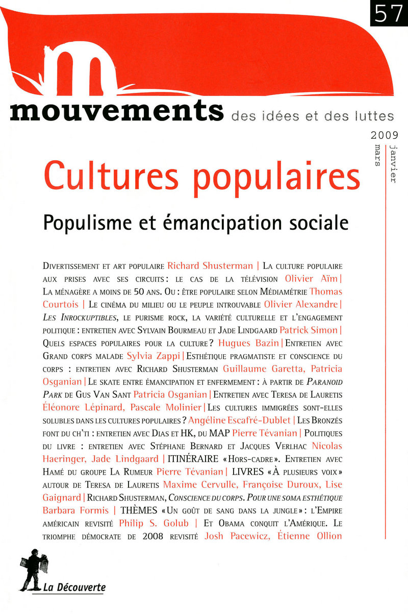 Cultures populaires -  REVUE MOUVEMENTS