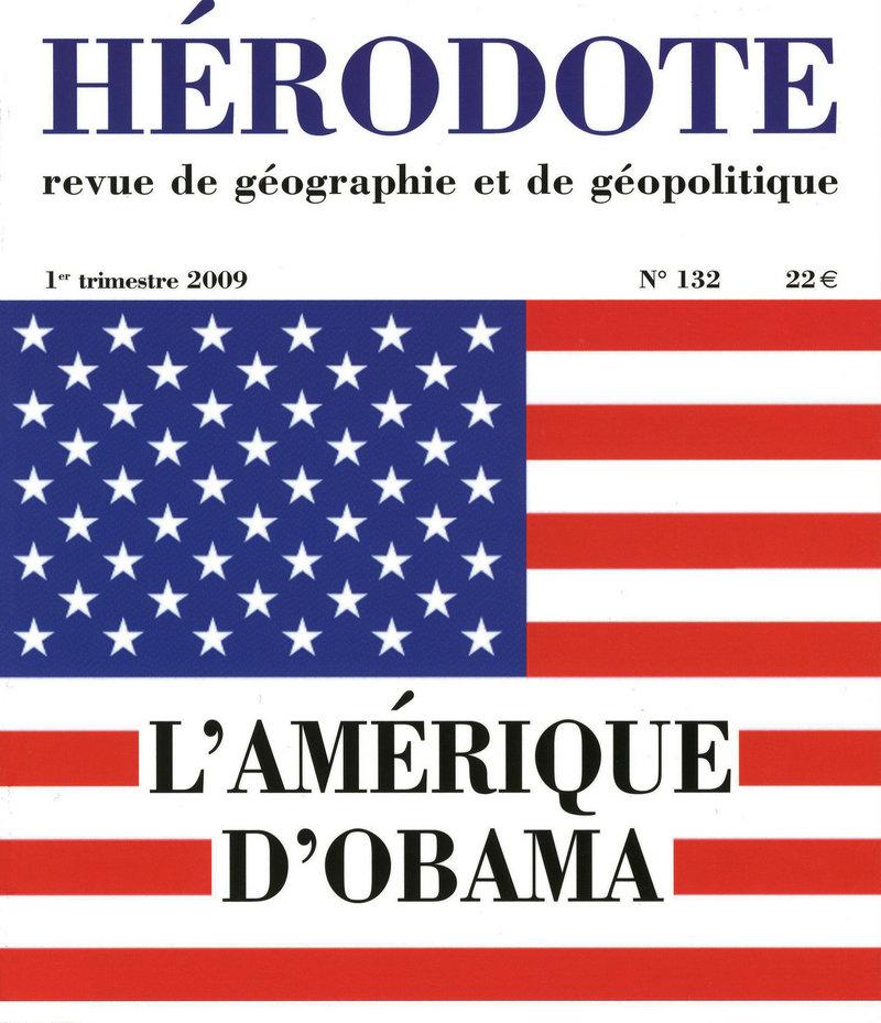 L'Amérique d'Obama -  REVUE HÉRODOTE