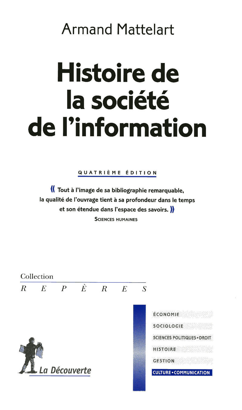Histoire de la société de l\'information