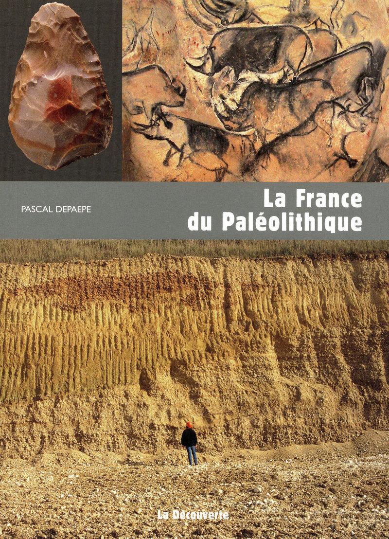 La France du paléolithique - Pascal DEPAEPE