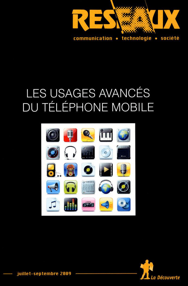 Les usages avancés du téléphone mobile