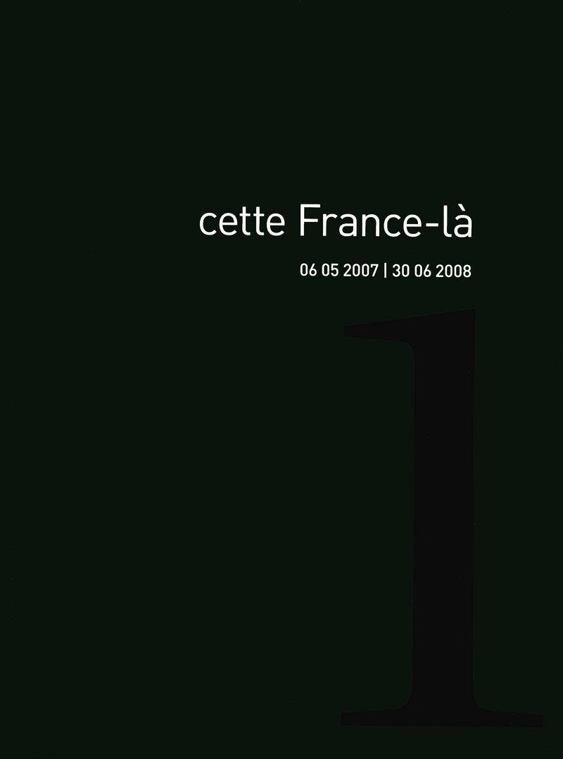 cette France-là -  COLLECTIF CETTE FRANCE-LÀ