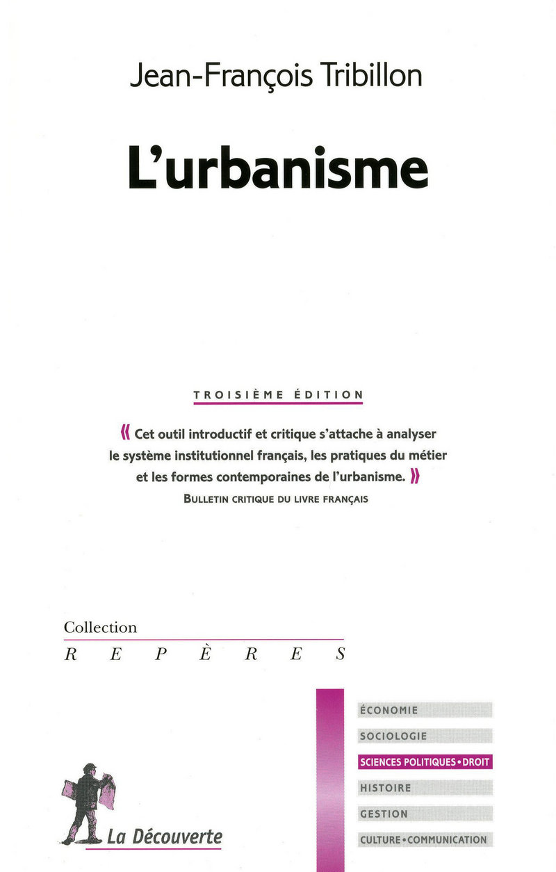 L'urbanisme - Jean-François TRIBILLON