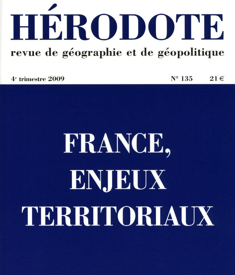 France, enjeux territoriaux