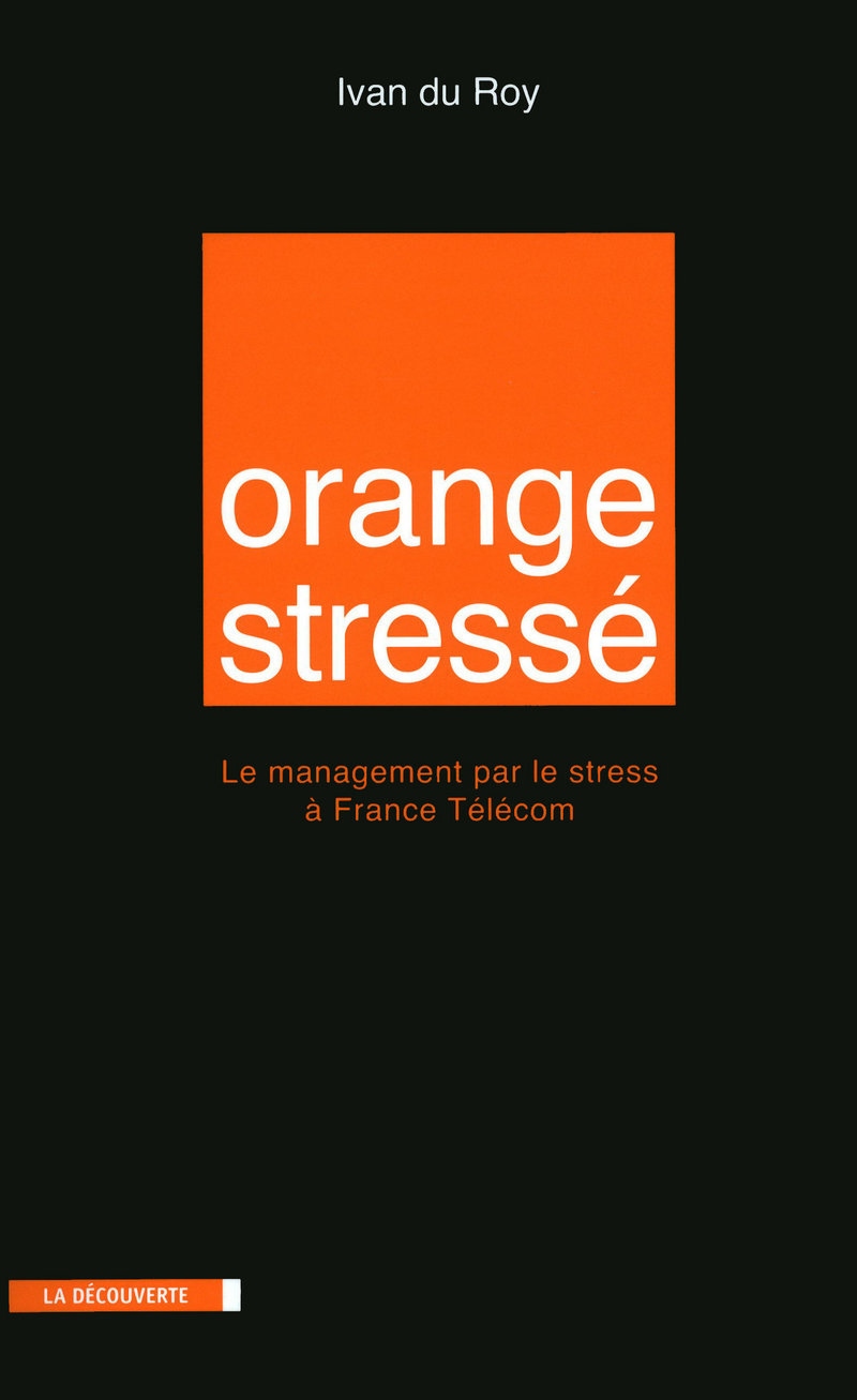 Orange stressé - Ivan DU ROY