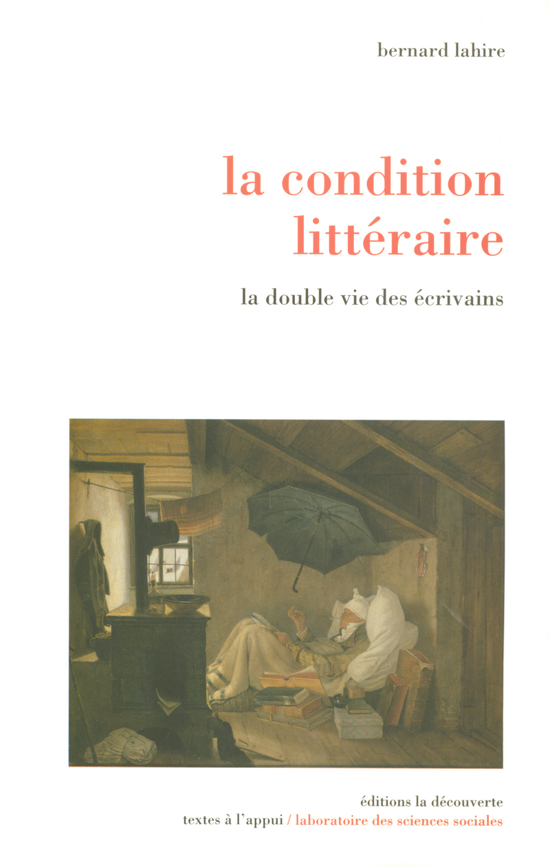 La condition littéraire