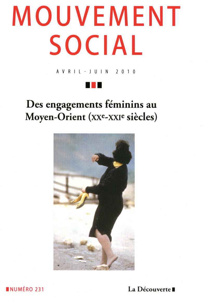 Des engagements féminins au Moyen-Orient (xxe-xxie siècles)