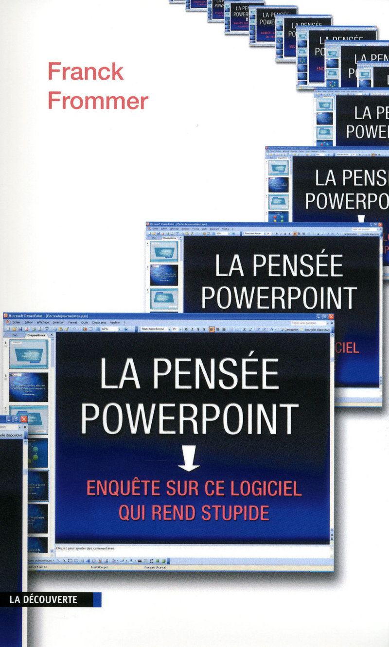 La pensée PowerPoint - Franck FROMMER