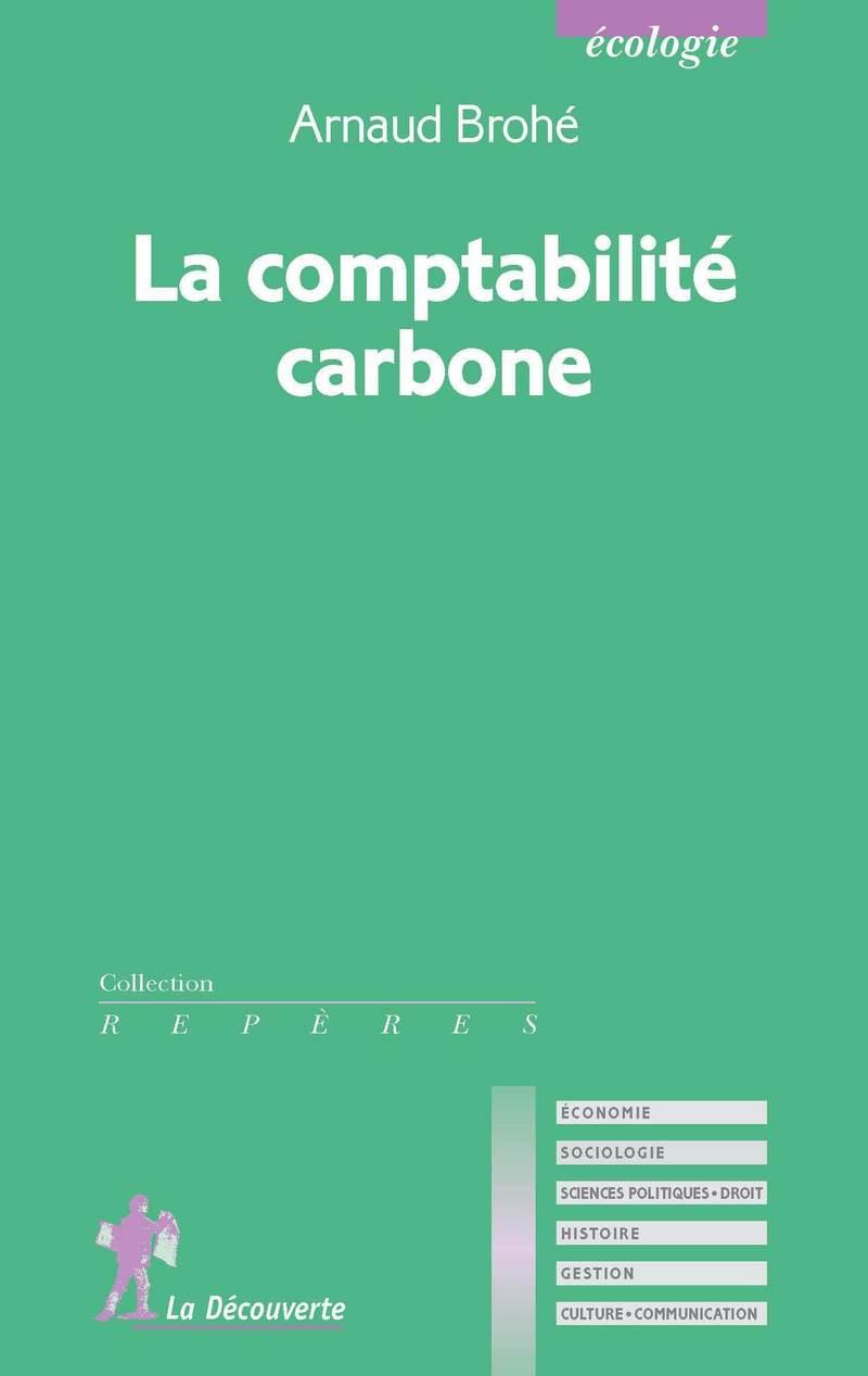 La comptabilité carbone - Arnaud BROHÉ