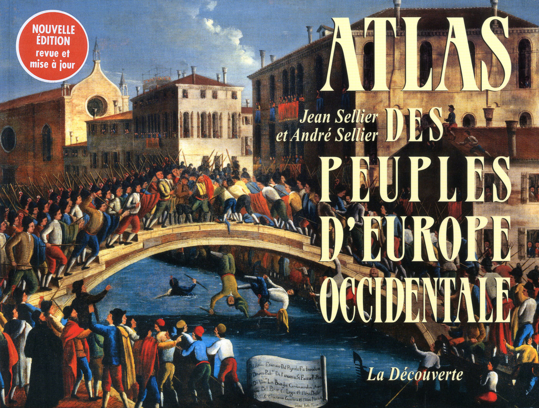Atlas des peuples d\'Europe occidentale