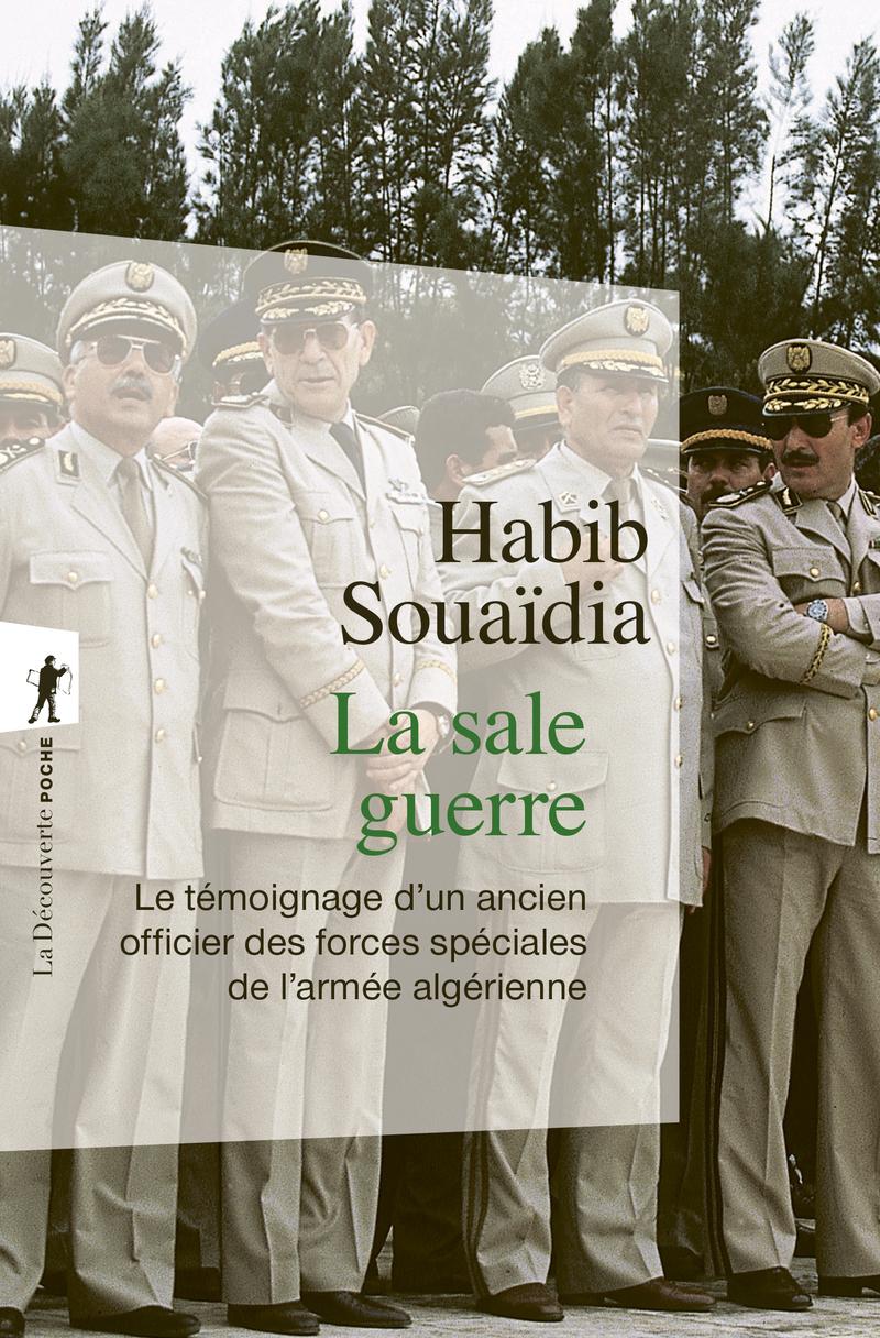 le livre de habib souaidia