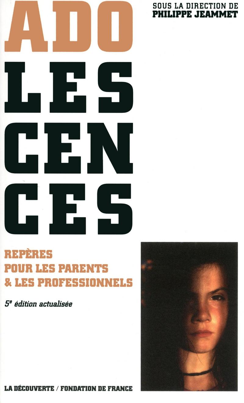 Adolescences - Philippe JEAMMET
