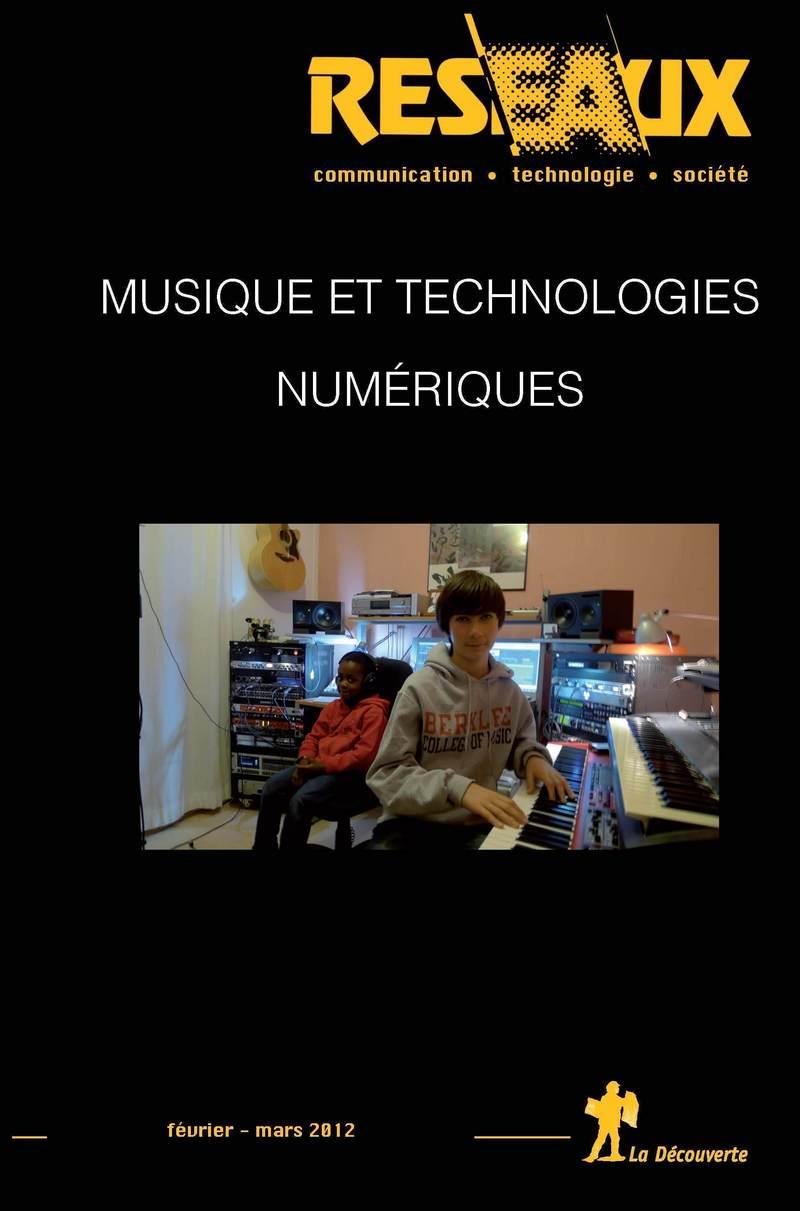 Musique et technologies numériques -  REVUE RÉSEAUX