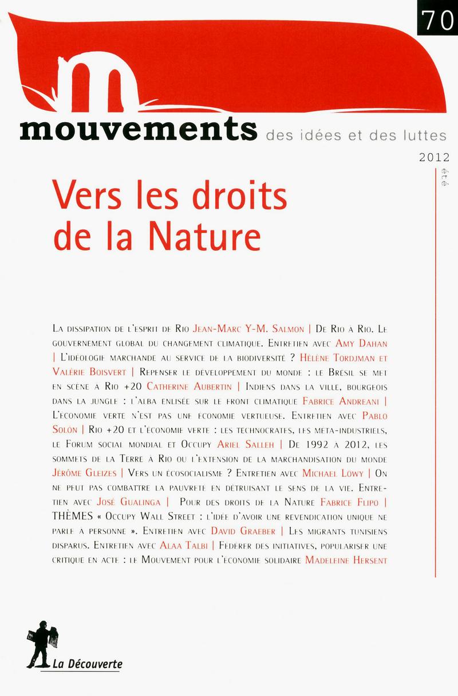 Vers les droits de la Nature -  REVUE MOUVEMENTS