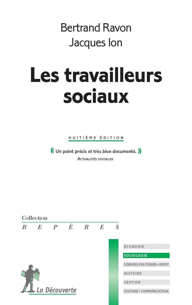 Les travailleurs sociaux - Jacques ION, Bertrand RAVON