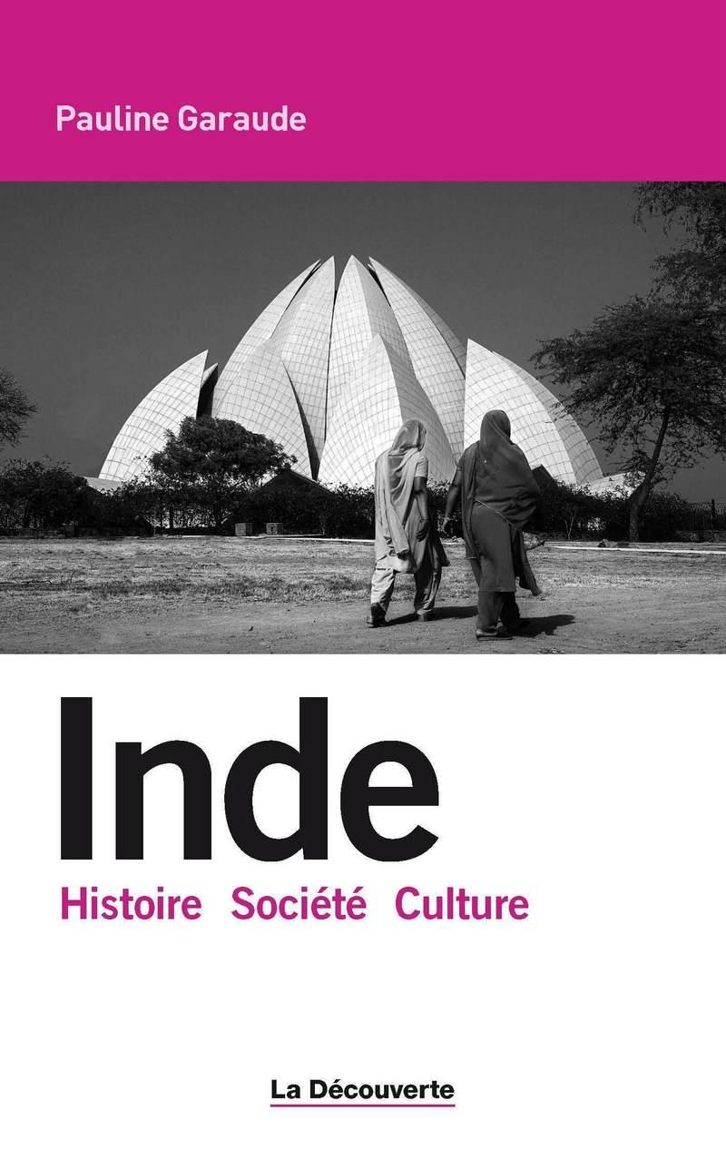 Inde - Pauline GARAUDE