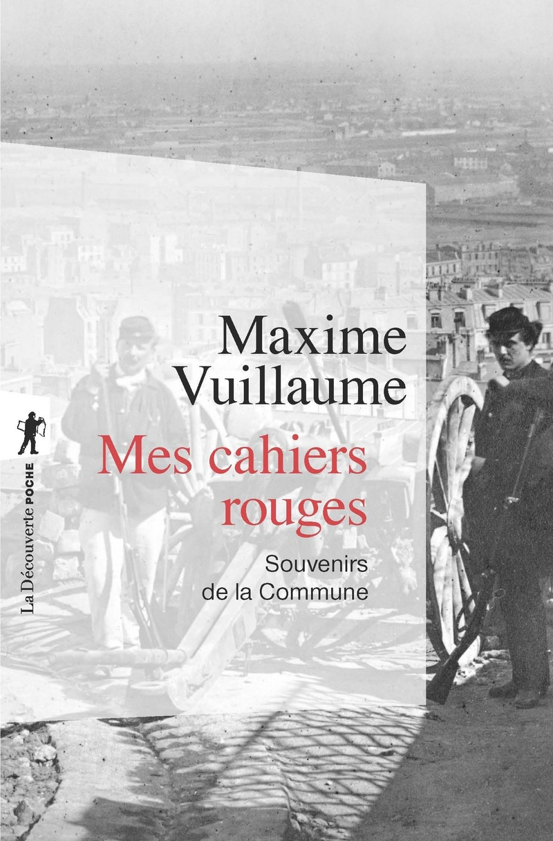 Mes cahiers rouges - Maxime VUILLAUME