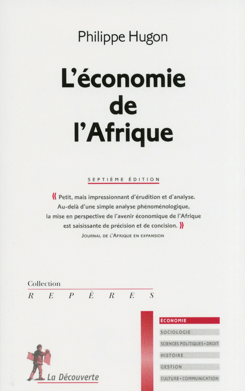 L'économie de l'Afrique - Philippe HUGON
