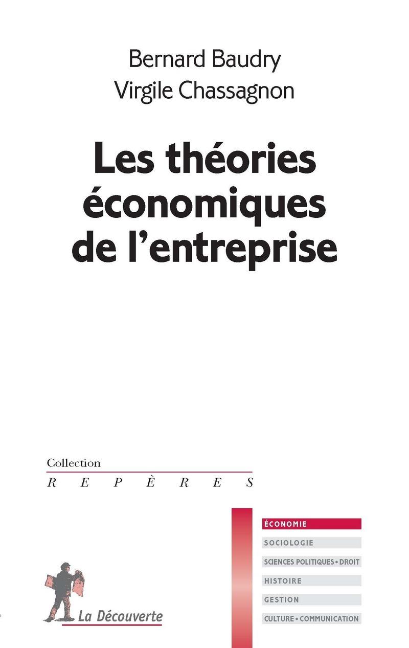 Les théories économiques de l\'entreprise
