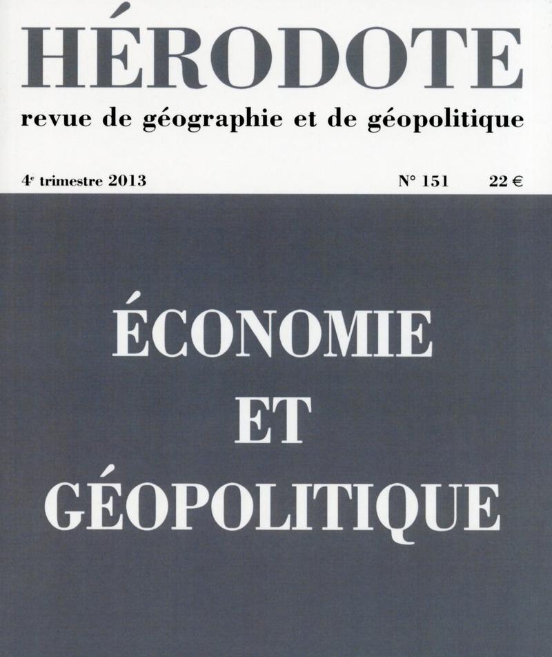 Économie et géopolitique -  REVUE HÉRODOTE