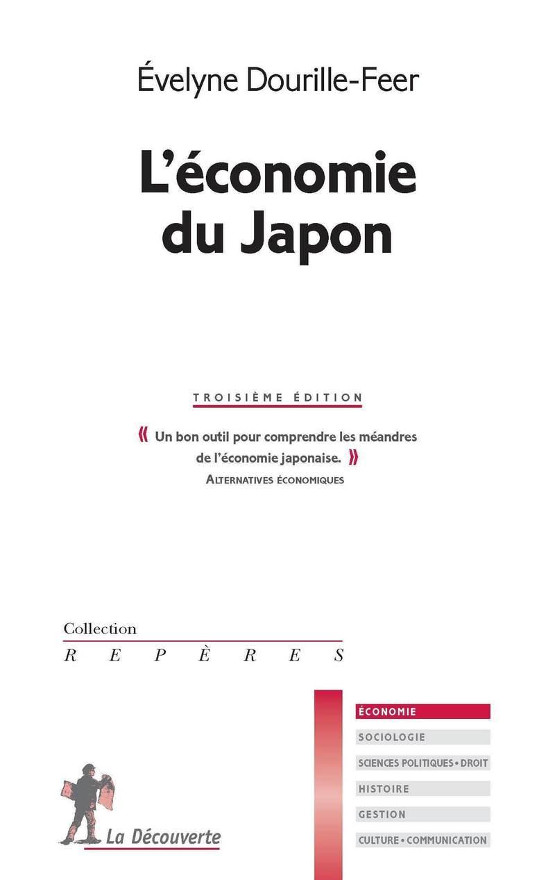 L'économie du Japon - Évelyne DOURILLE-FEER