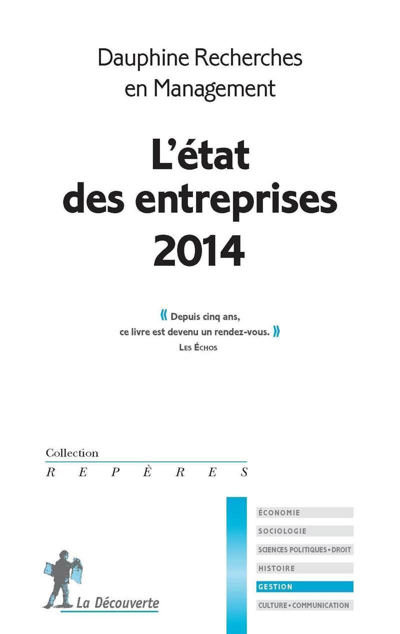 L\'état des entreprises 2014