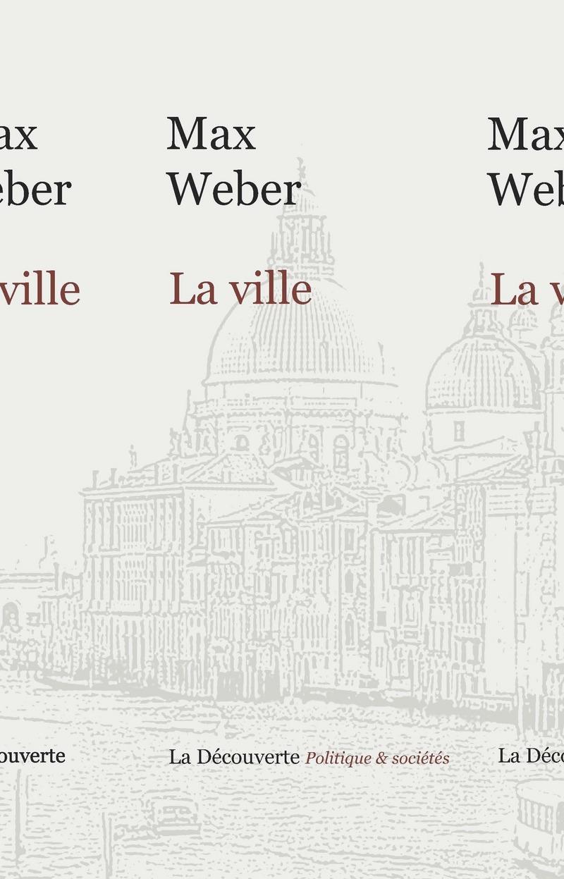 La ville - Max WEBER