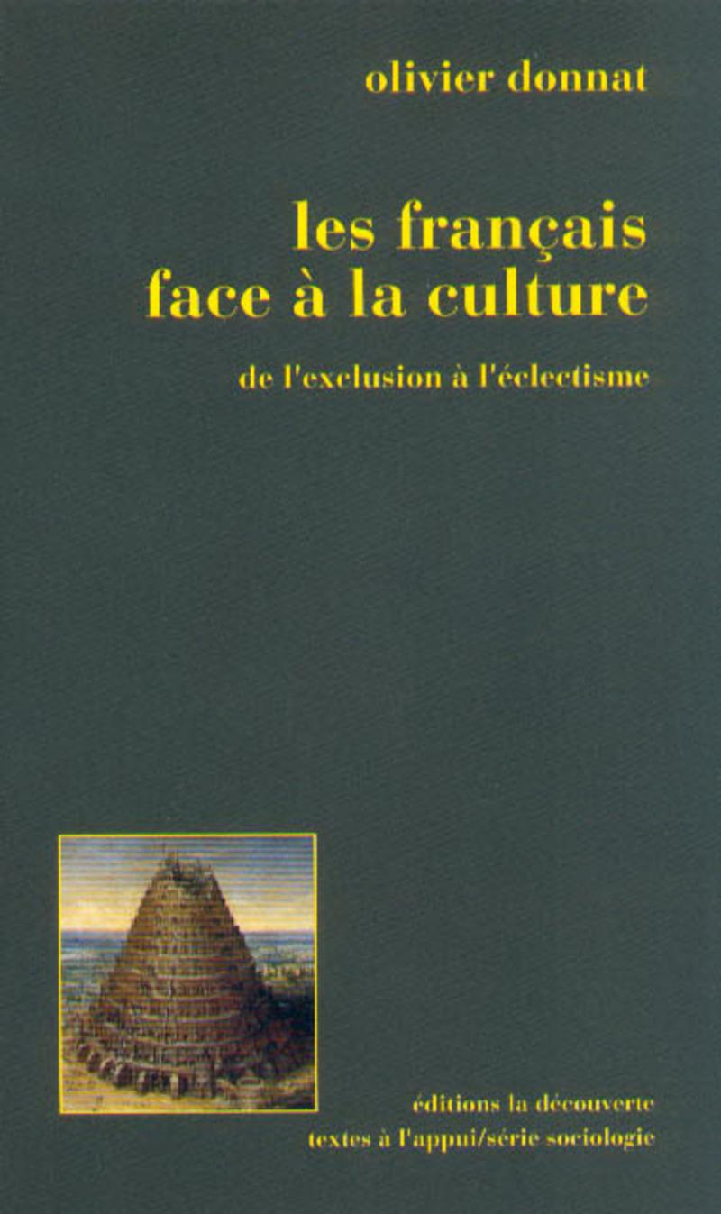 Les Français face à la culture - Olivier DONNAT