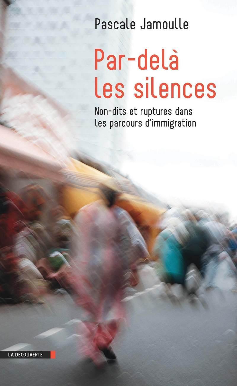 Par-delà les silences - Pascale JAMOULLE