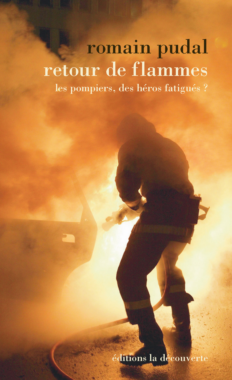 Retour de flammes - Romain PUDAL