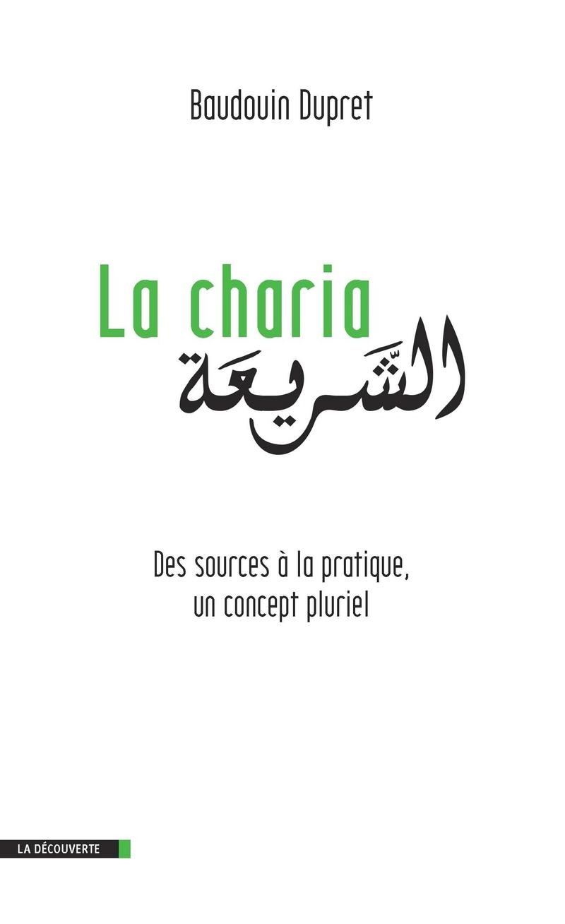La charia - Baudouin DUPRET