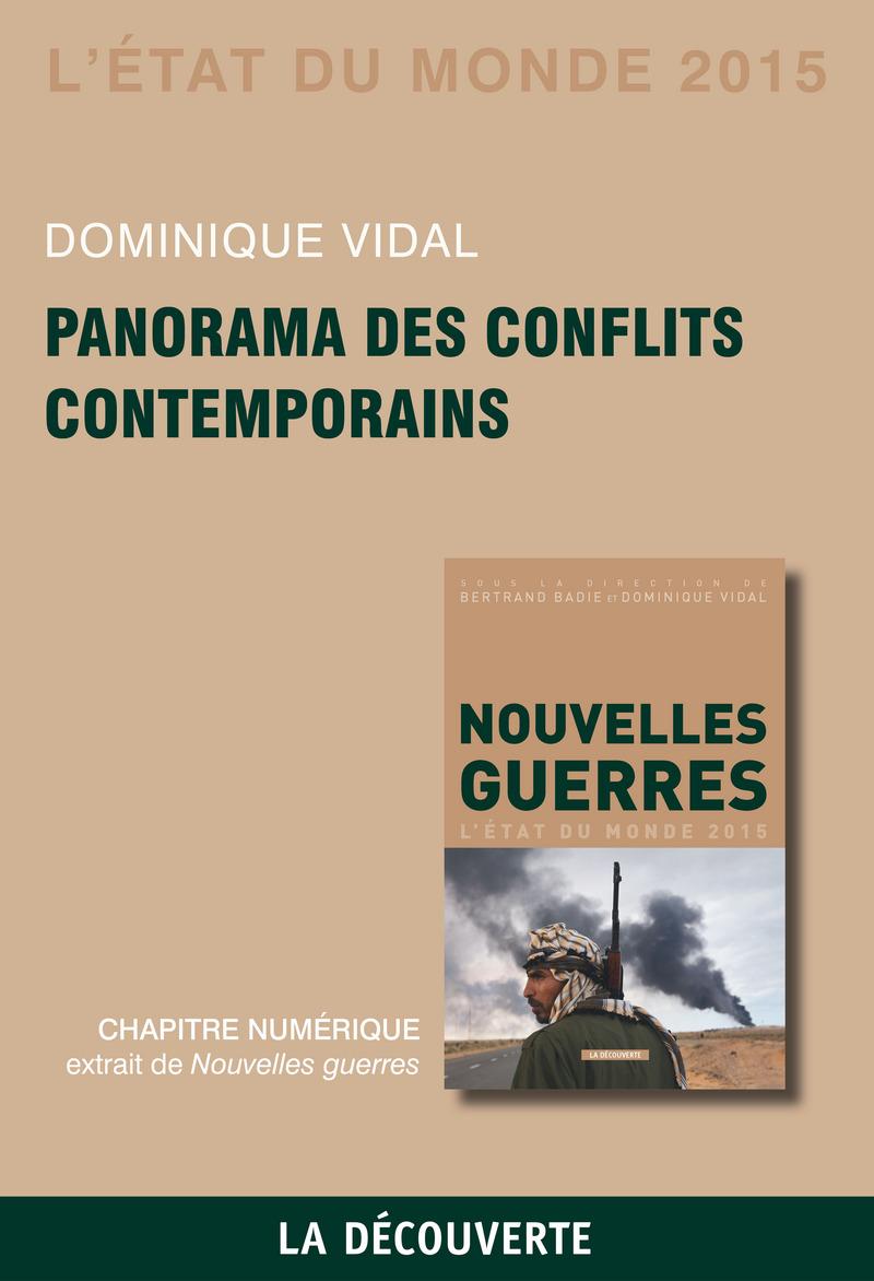Chapitre État du monde 2015. Panorama des conflits contemporains - Dominique VIDAL