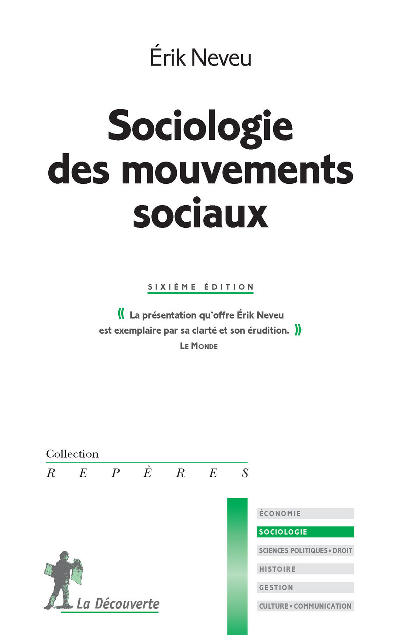 Sociologie des mouvements sociaux - Erik NEVEU