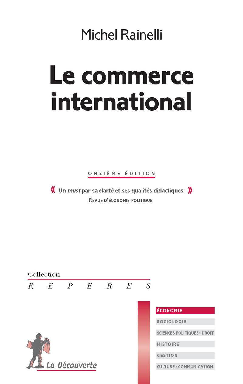 Le commerce international - Michel RAINELLI