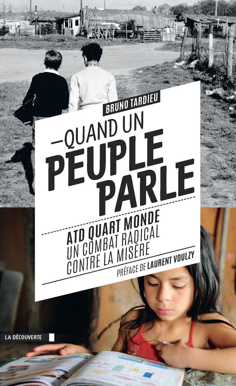 Quand un peuple parle - Bruno TARDIEU