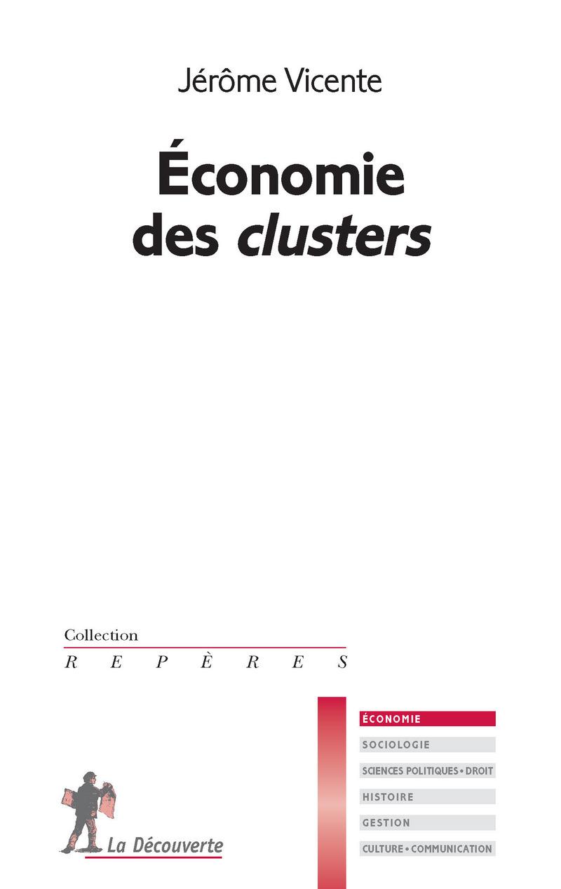 Économie des clusters - Jérôme VICENTE